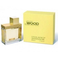 DSQUARED² She Wood Golden Light Wood 30ml