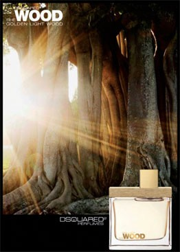 DSQUARED² She Wood Golden Light Wood 100ml edp test Dsquared2 She Golden Light Wood (L) test 100ml edp