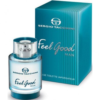 Sergio Tacchini Feel Good Man 100ml test Sergio Tacchini FEEL GOOD (M) test 100ml