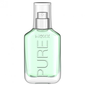 Mexx Pure for Him 75 ml edt test Mexx PURE (M) test 75 ml edt