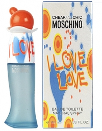 Moschino Cheap & Chic I Love Love 50ml edt