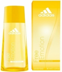 Adidas Free Emotion 50ml