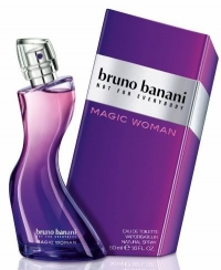 Bruno Banani Magic Woman 50ml edt test