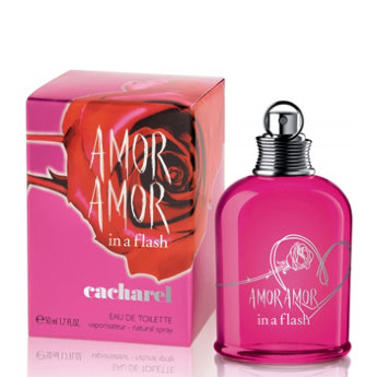 Cacharel Amor Amor In a Flash 30ml Cacharel Amor Amor In a Flash (L) NEW 30ml
