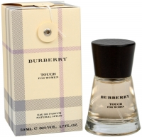 Burberry Touch for Women 100ml edt test