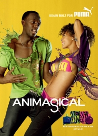 Puma Animagical Woman 60ml edt test