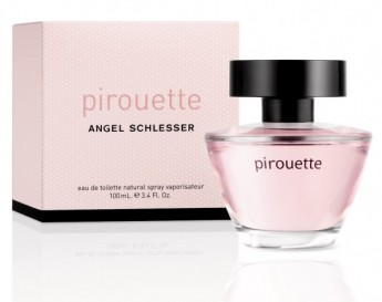 Angel Schlesser Pirouette 100ml test