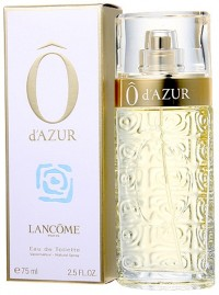 Lancome O D'Azur test 75ml
