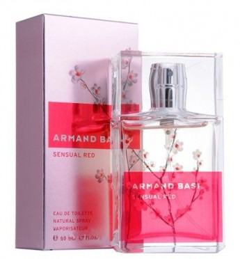 Armand Basi Sensual Red 100ml test
