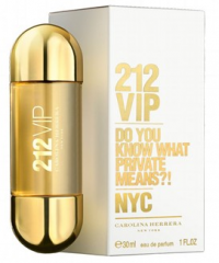 Carolina Herrera 212 VIP 30ml