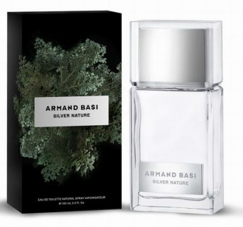 Armand Basi Silver Nature 50ml Armand Basi Silver Nature (M) 50ml