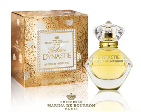 Marina De Bourbon Golden Dynastie Princesse 7.5ml edp