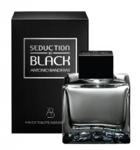 Antonio Banderas Seduction In Black 100ml edt