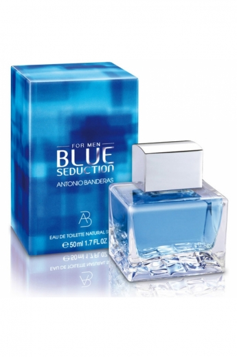 Antonio Banderas Blue Seduction 50ml edt A.Banderas Blue Seduction (M) 50 ml edt