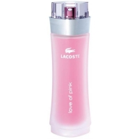 Lacoste Love of Pink 90ml edt test