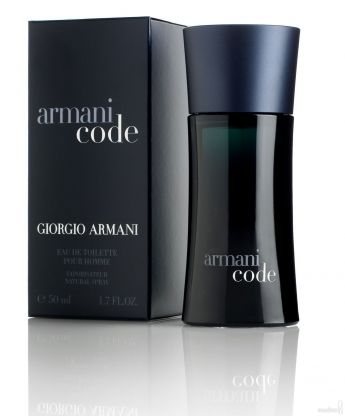 Armani Code 75 ml edt test