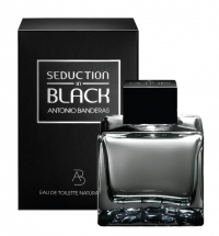 Antonio Banderas Seduction In Black 100ml edt test
