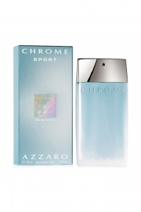 Azzaro Chrome Sport 100ml test