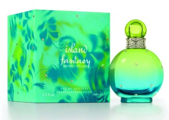 Britney Spears Island Fantasy 100ml test Britney Spears Island Fantasy 100 мл тестер, женская туалетная  вода